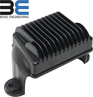 Bevel Engineering Upgraded Voltage Rectifier Regulator for 09-15 Harley Davidson Touring Models Replaces 74505-09 74505-09a