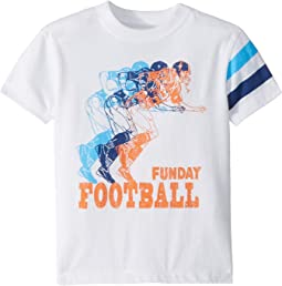 Extra Soft Vintage Jersey Sunday Football Tee (Toddler/Little Kids)