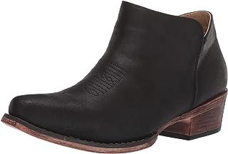 حذاء نسائي أنيق من Roper، أسود، 11 D US