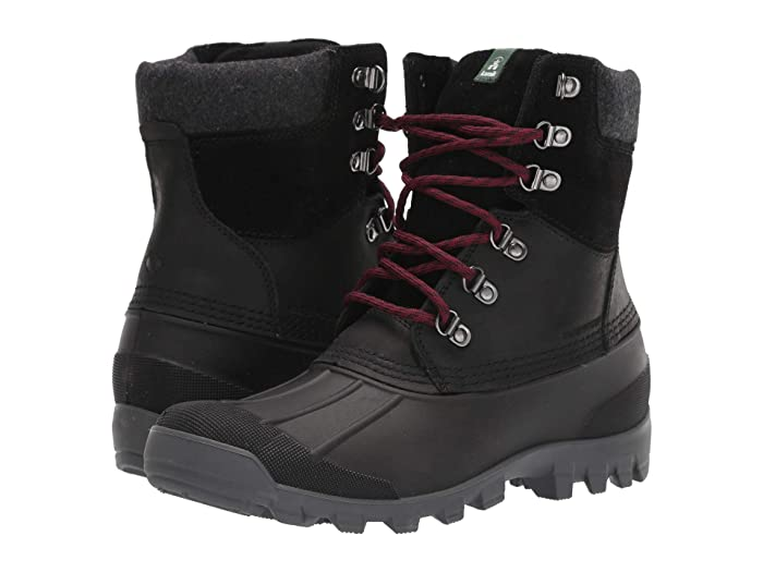 Kamik  Hudson 5 (Black) Mens Cold Weather Boots