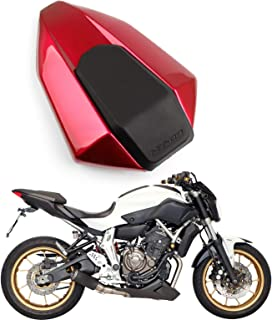 Artudatech Rear Solo Seat Cover Cowl Passenger Pillion Fit 13-16 YAMAHA MT-07 FZ-07 FZ07 Red