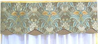 RLF HOME Margaret Petticoat Valance, Mocha