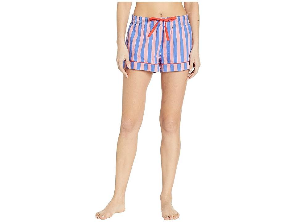 ban.do Indigo/Sleepy Sleep Shorts (Pink) Women