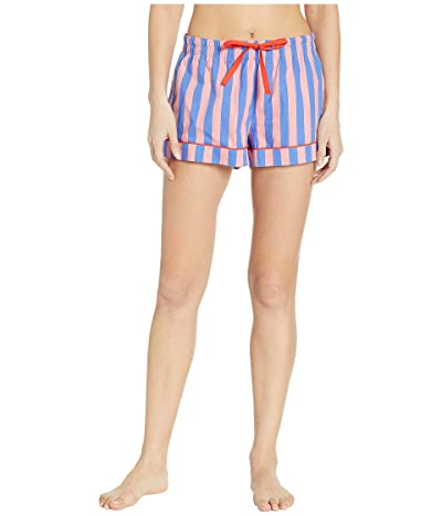 ban.do Indigo/Sleepy Sleep Shorts (Pink) Women