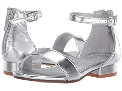 Nina Kids Hidi-T (Toddler/Little Kid) (Silver Metallic) Girls Shoes