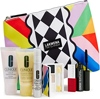 Clinique 2016 Spring 7 Pcs Skin Care & Makeup Gift Set (A $70 Value) – Color of Sweet