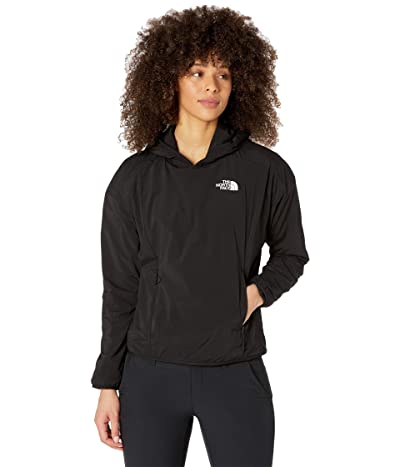 The North Face Active Trail Insulated Pullover (TNF Black) Women