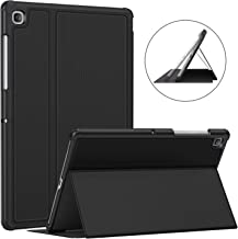 Soke Samsung Galaxy Tab S5e Case 2019, Premium Shock Proof Stand Folio Case,Multi- Viewing Angles, Auto Sleep/Wake,Soft TPU Back Cover for Galaxy Tab S5e 10.5 inch Tablet [SM-T720/T725],Black