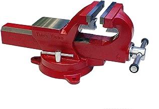 Yost Vises ADI-4, 4 Inch 130,000 PSI Austempered Ductile Iron (ADI) Bench Vise with..