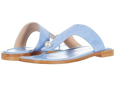Stuart Weitzman Goldie Flat Sandal