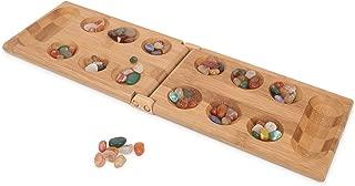 Mancala Game Folding Mancala Board Game Travel Game African Stone Game