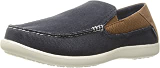 Men's Santa Cruz 2 Luxe Loafer Slip-On, Navy/Hazelnut, 12 D(M) US