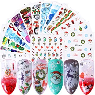 Best holiday nail decals Reviews
