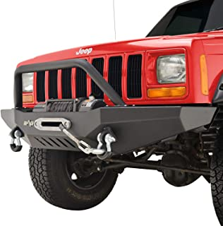 KML Offroad Front Bumper with Winch Plate
