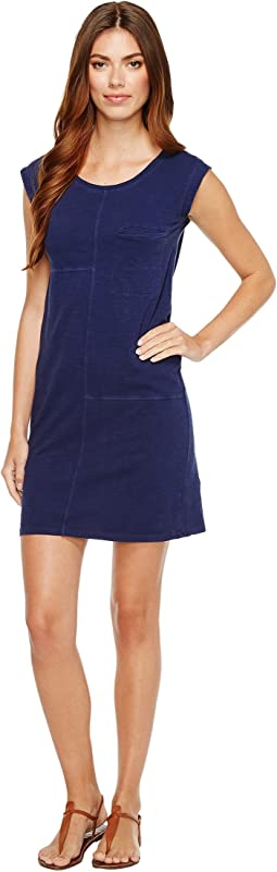 Alternative - Washed Slub Le Cote Pocket Dress