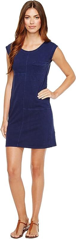 Alternative - Washed Slub Le Cote Pocket Dress