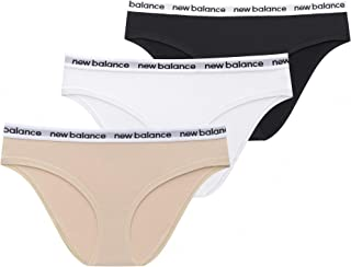 Women's Premium Performance Hipster Underwear with Logo Printed Elastic Waistband (3 or 6 Pack)