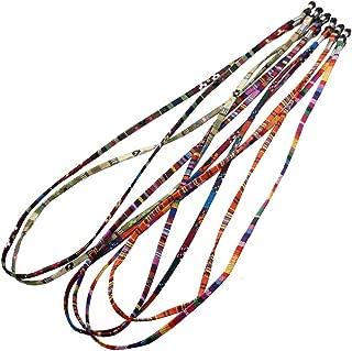 MagiDeal 5 Pcs Glasses Holder Rope Cord, Sunglasses Halter Cotton Lanyard