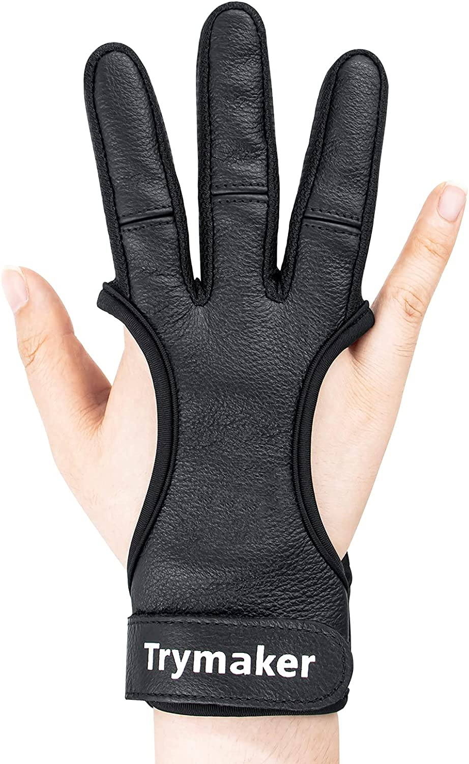 Trymaker Archery Glove Protective Gloves for Recurve Bow and Com Discount latest mail order