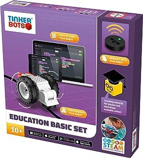 TINKERBOTS Kit Robot Education Basic Set 00138