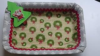 Bandeja vacia-bolsillos para Navidad Silvys handmade