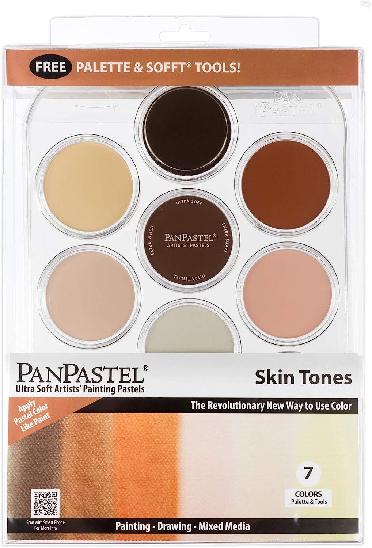 PanPastel 30081 Ultra Soft Artist Pastel Tones 7 Phoenix Mall Denver Mall Kit Skin Color