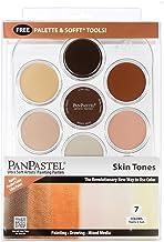 Panpastel PP30081 7 Colour Set - Skin Tone Oil Pastels