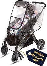 summer infant 3d lite stroller rain cover