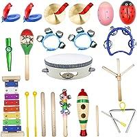 LZHZH Toddler Musical Instruments Set