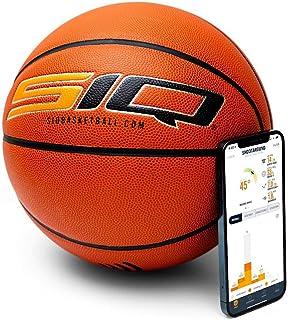 بسکتبال هوشمند SportIQ - ردیابی عکس خودکار - بازی خود را بهبود بخشید! به برنامه SportIQ متصل می شود - به طور خودکار فاصله شات ، دلتنگ ها و موارد دیگر را تجزیه و تحلیل می کند!