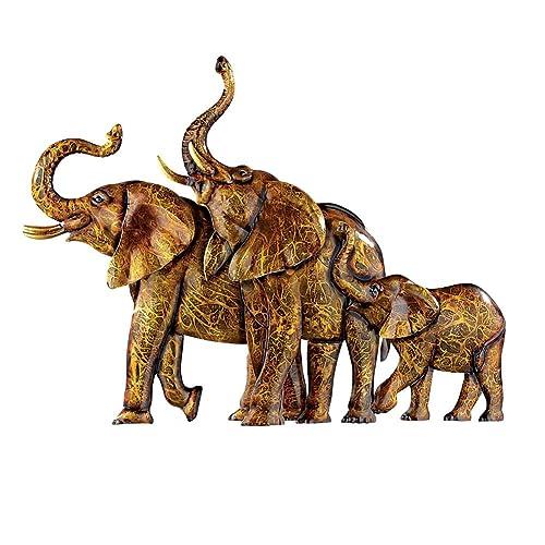 Elephant Sculptures: Amazon com