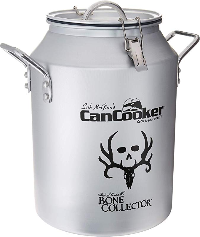 CanCooker BC 002 Cooking Round Silver