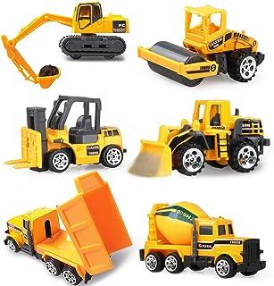 Miniature Toy Trucks
