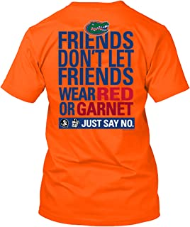 NCAA Friends Don't Let Friends Wear T Shirts - Up to 2X and 3X