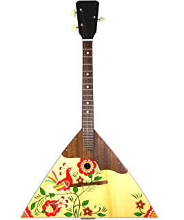 russian 3 string instrument