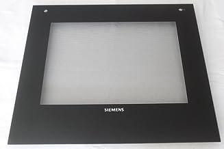 Siemens–Cristal de Facade Exterieur para horno Siemens