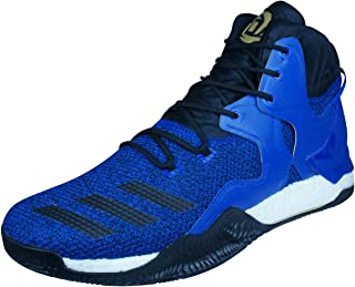 adidas D Rose 7 Mens Basketball Trainers/Shoes - Blue