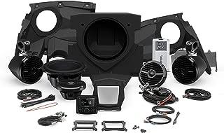 Rockford Fosgate X317-STAGE4 400 Watt Stereo, Front Speaker, Subwoofer & Rear Speaker Kit for Maverick X3 Models (2017-2019)