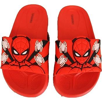 Plage Judo Marvel Tong Enfant Garcon Super Hero Avenger Chaussure /Ét/é Taille 26 27 28 29 30 31 32 Claquette pour Piscine