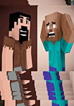 If Herobrine Was Bald And Notch Grew Hair - Minecraft , The Bad & Incredible Book (Cool ebook) of Minecraft