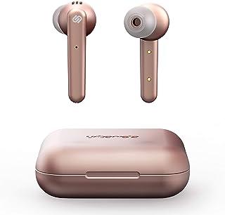 Urbanista Paris True Wireless hörlurar. 20H speltid trådlös laddningskabel, Bluetooth 5.0, brusdämpande hörlurar med peksk...