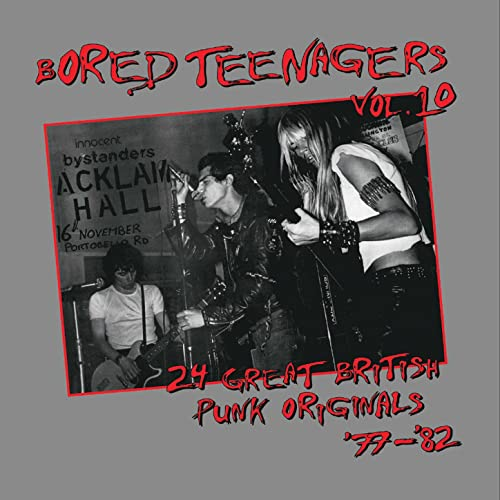 Bored Teenagers #10