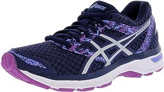 ASICS Gel-Excite 4 Running Shoe Black/True Red/Carbon 6.5 D(M) US