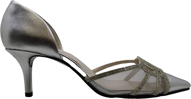 Caparros Womens PANZY Fabric Closed 激安通販販売 Pumps お見舞い D-Orsay Toe