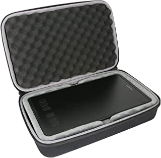 co2crea Hard Travel Case for Huion Inspiroy H640P Graphics Drawing Tablet