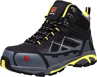 Best mens safety toe boots Reviews
