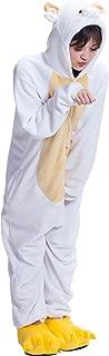 Sheep Kigurumi Cosplay Halloween Romper Soft Cozy Jumpsuit Costume