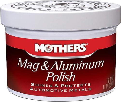 Mothers Mag & Aluminum Polish - 283g