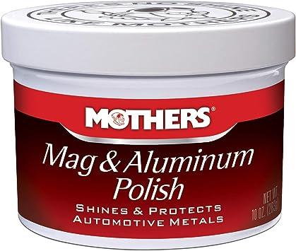 Mothers 05101 Mag & Aluminum Polish - 10 oz: image
