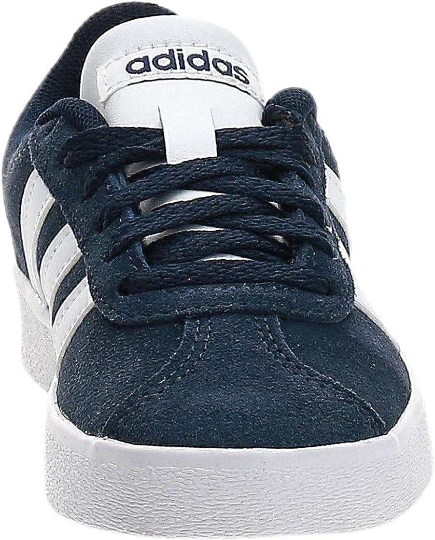 adidas VL Court 2.0 K, Chaussures de Gymnastique Mixte